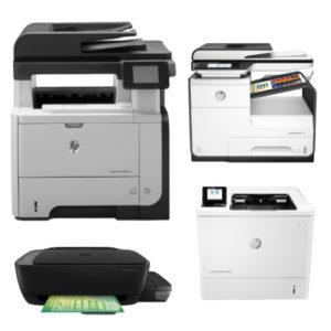 Impresoras-multifuncionales-hp