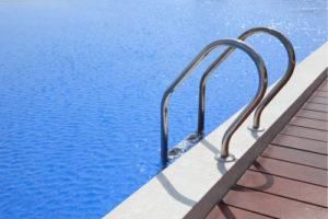 Escaleras para piscinas en managua