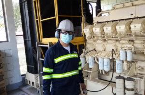 Mantenimiento de compresores industriales