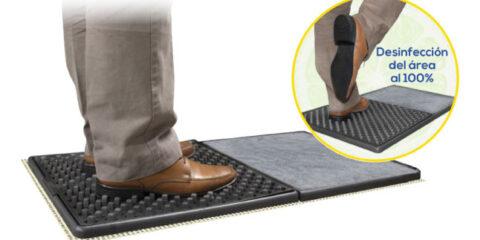 alfombras desinfectantes