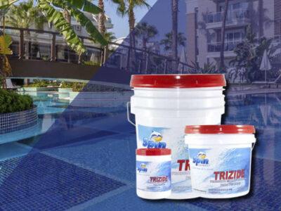 Desinfectante para piscinas