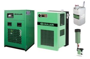 equipos para tratamiento de aire comprimido
